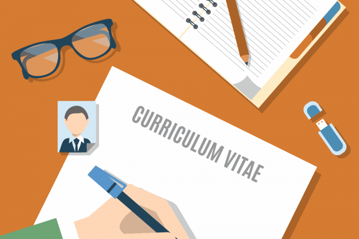 Curriculum Vitae – 18 tips to creating a winning CV